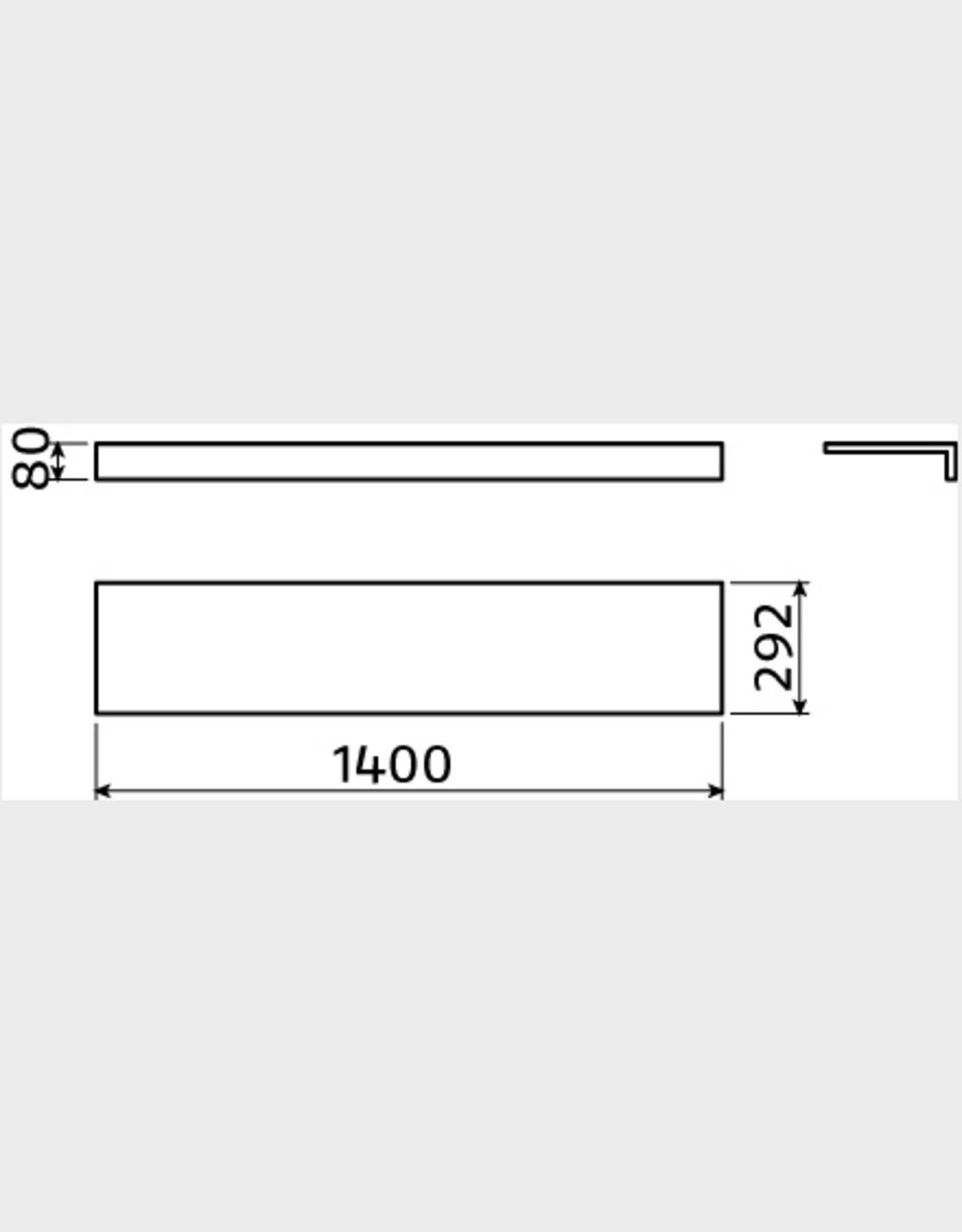 Mini Match Me Tablette 140 cm - vente