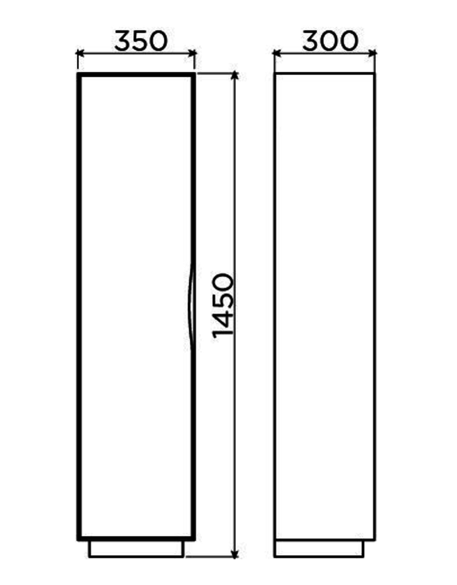 First kolomkast - uitverkoop