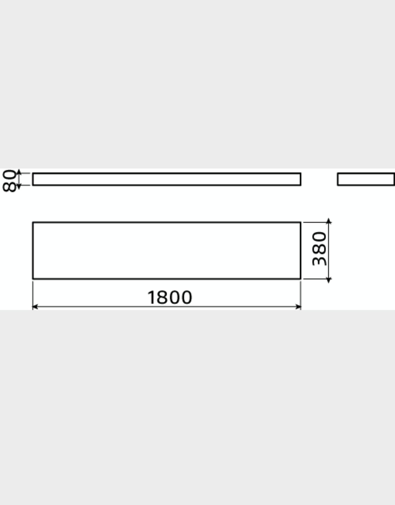Match Me tablette 180 cm - vente