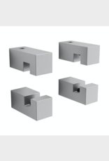 Hold Me mirror supports square - outlet