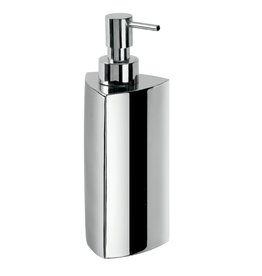 Saon distributeur de savon, triangle, à poser - vente