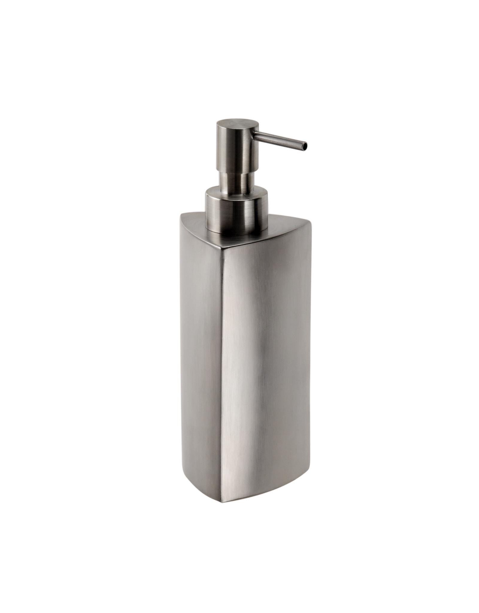 Saon zeepdispenser, driehoek, staand model - uitverkoop