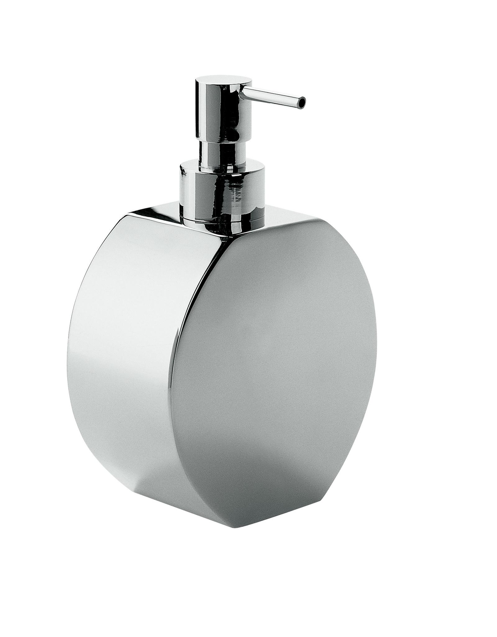 Saon zeepdispenser 17cm, staand model - uitverkoop