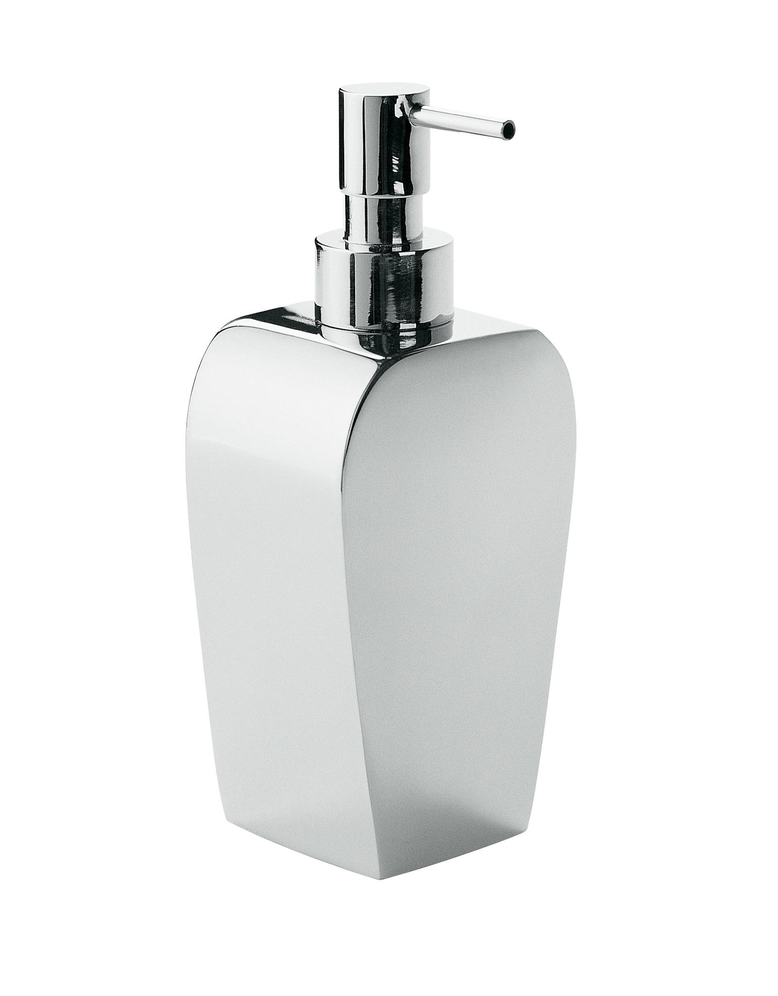 Saon soap dispenser 17,5cm, freestanding - outlet