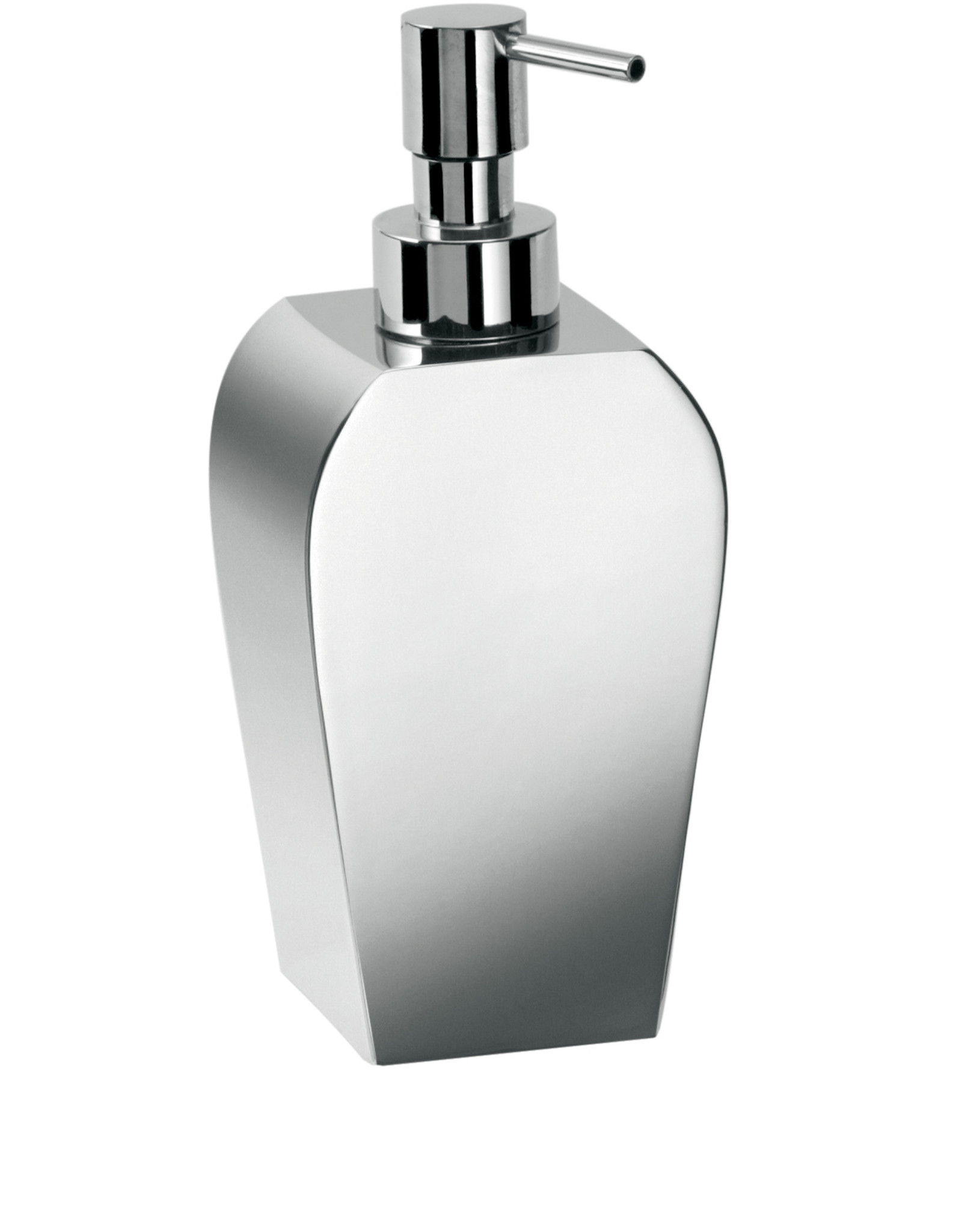 Saon zeepdispenser 17,5cm, staand model - uitverkoop
