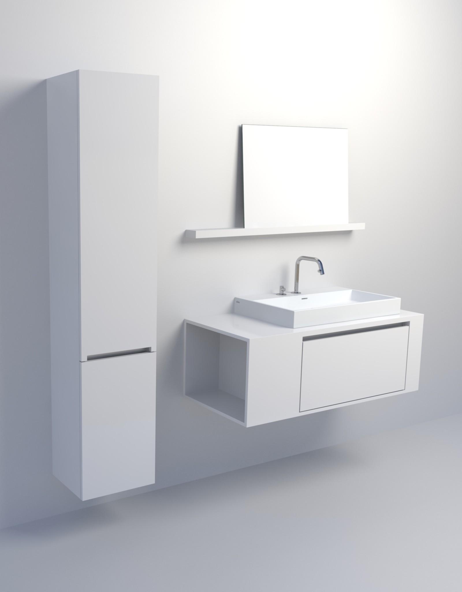Wash Me armoire colonne 35cm- vente/produit a été utilisé lors d'une foire