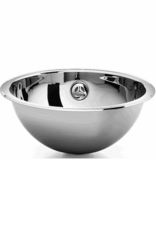 Acquaio built-in washbasin ø39cm - outlet