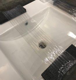 Lineabeta wastafel wit keramiek  - uitverkoop