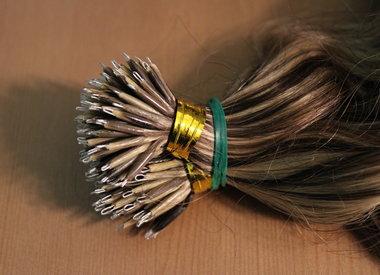 Nano-ring Hair