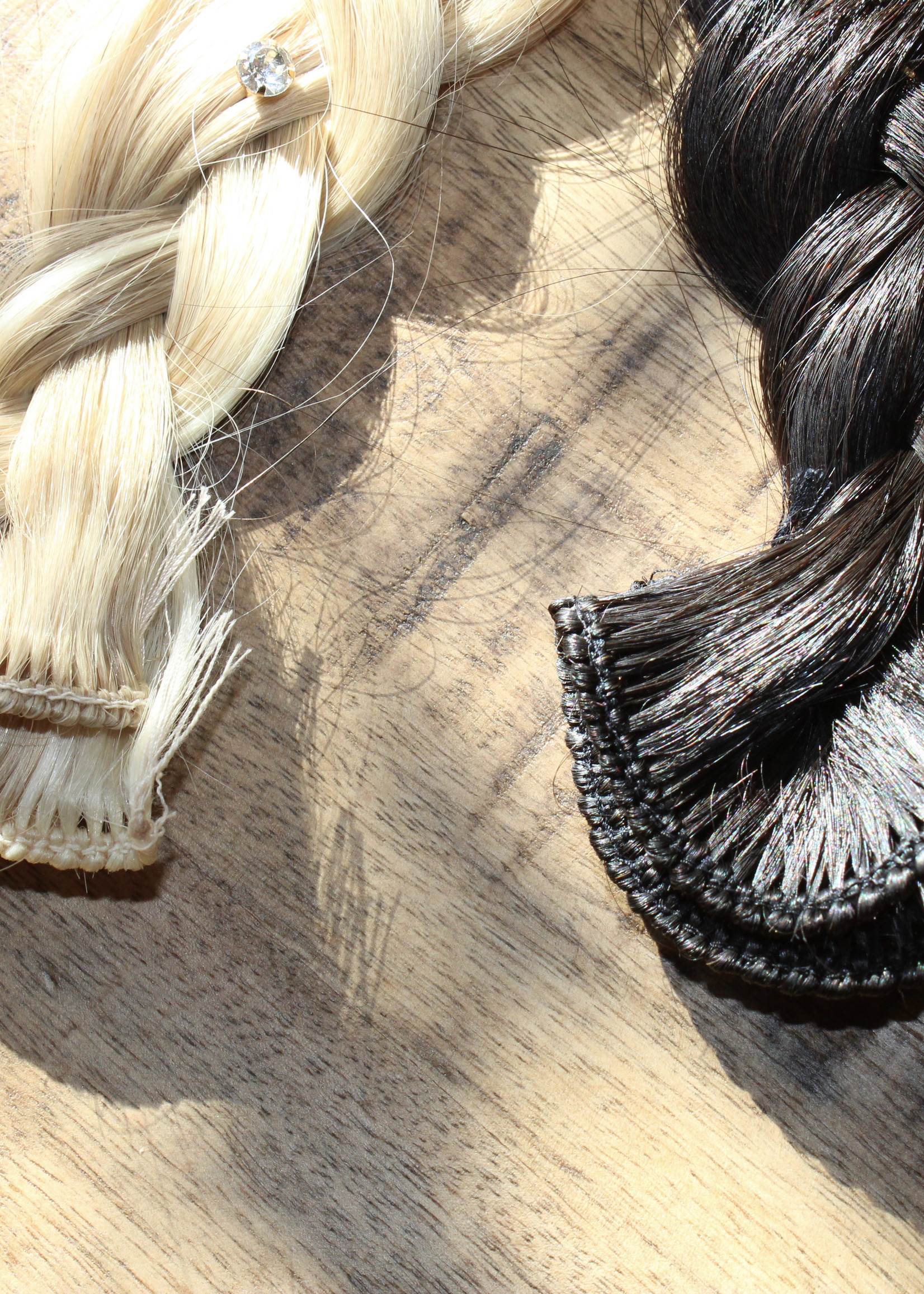 Sample Package: HAND-TIED WEFT