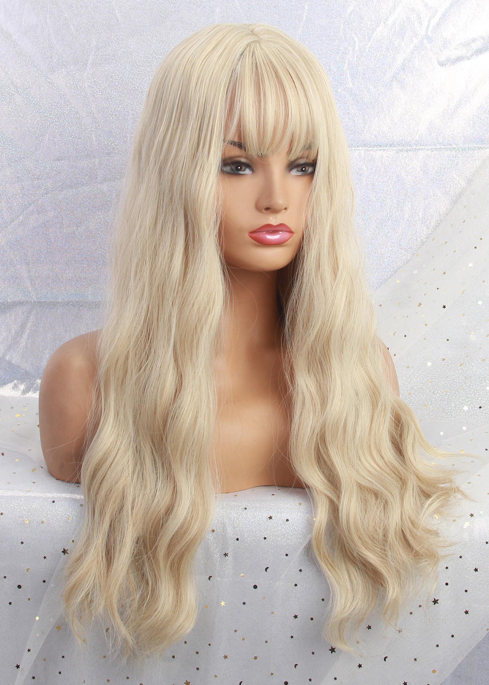 Synthetic Wig - Julia