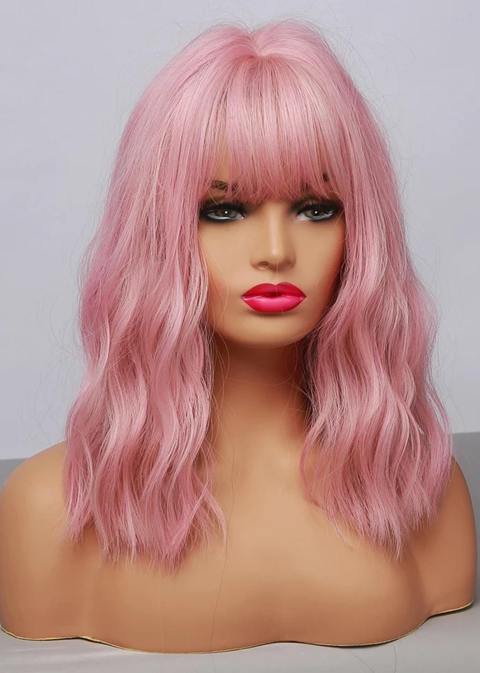 Synthetic Wig - Catarina