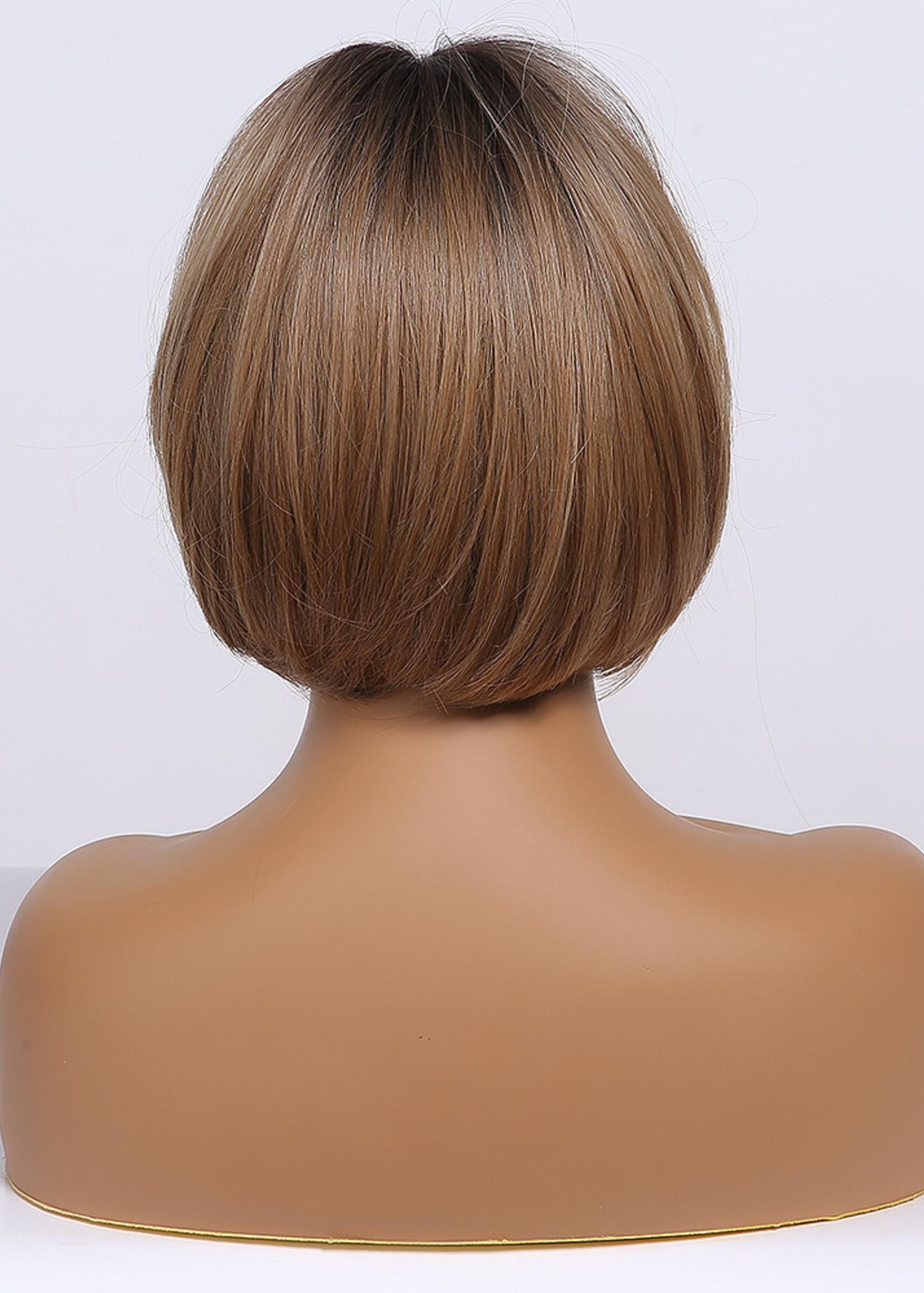 Synthetic Wig - Quinten