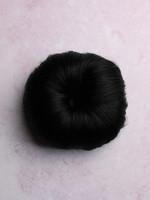 Human Hair Buns - Color 1