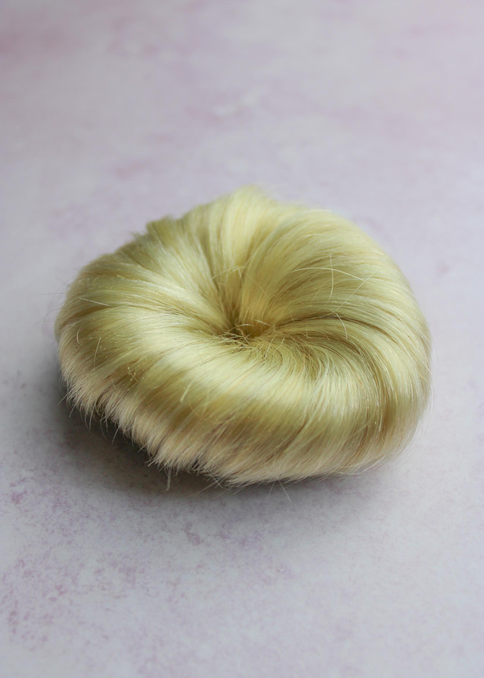 Human Hair Buns - Color 60