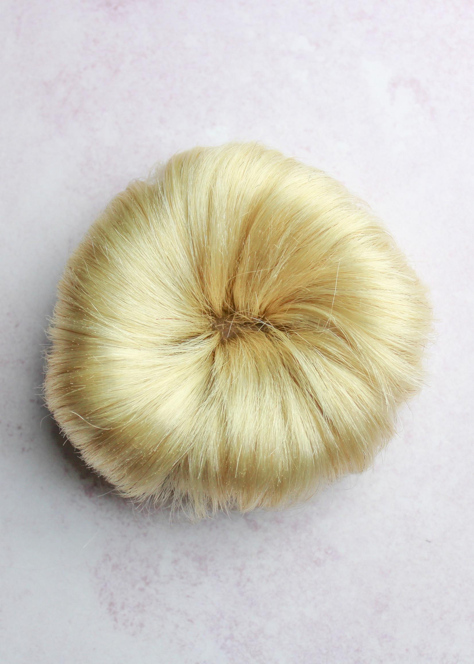 Human Hair Buns - Color 60A