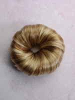 Human Hair Buns - Color 8/613
