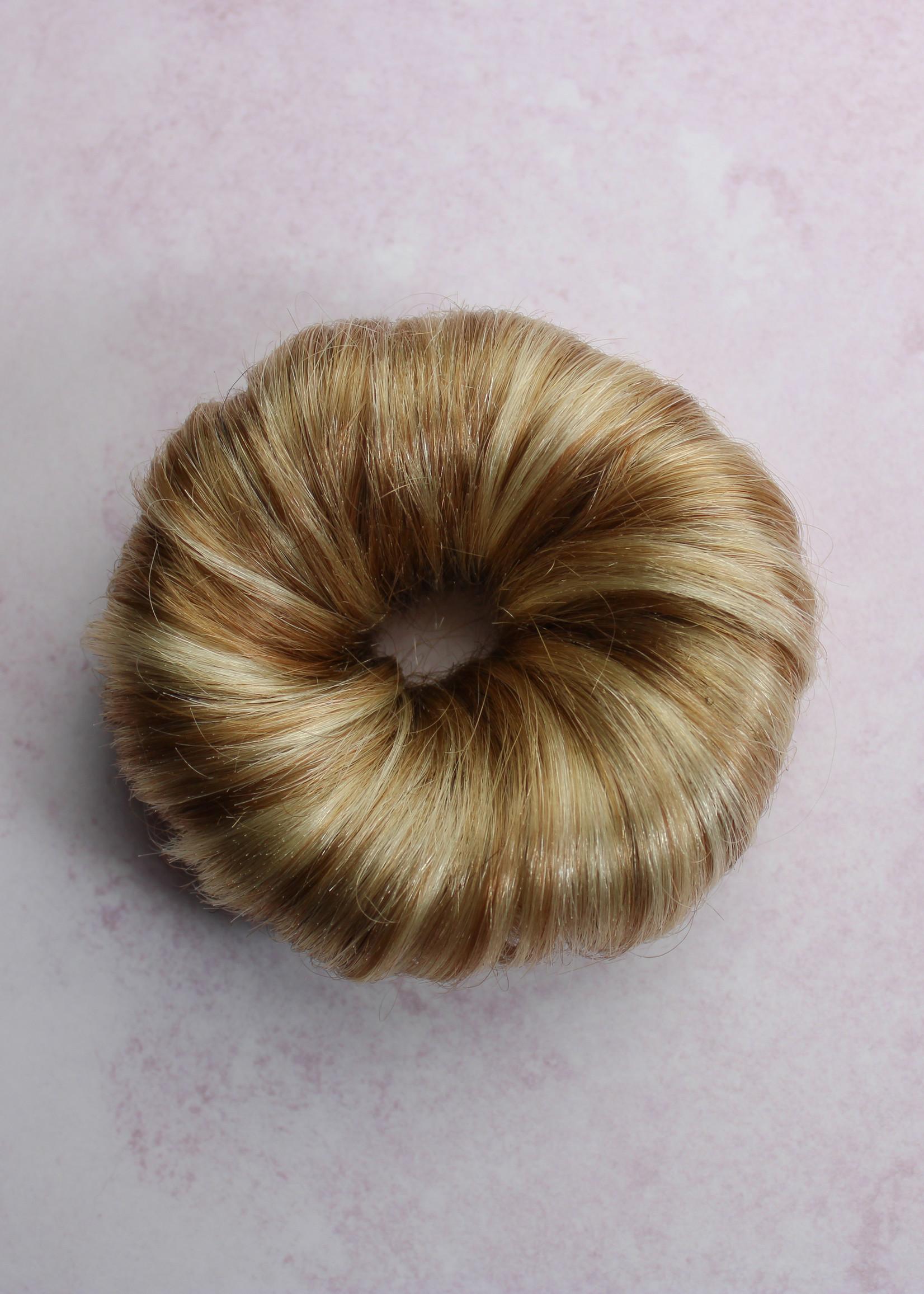 Human Hair Buns - Kleur 8/613