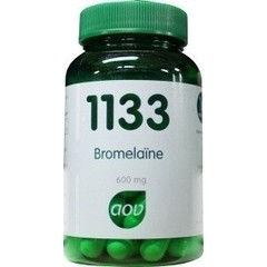 Aov Bromelaine 600Mg 1133 (30Vcap) DAV6017