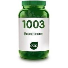 Aov Bronchinorm 1003 (60Cap) DAV6018
