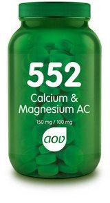 AOV AOV 552 Calcium und Magnesium AC 150 mg / 100 mg (60 Tabletten)
