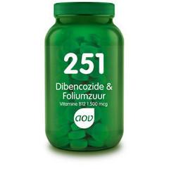 Aov Dibencozide & Foliumzuur 251 (60Zt) DAV6040