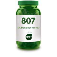 Aov Druivenpitten-Extract 807 (60Cap) DAV6043