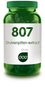 AOV AOV 807 Traubenkernextrakt (60 Kapseln)