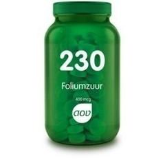 Aov Foliumzuur 400 Mcg 230 (100Tab) DAV6046