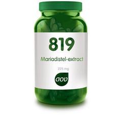 Aov Mariadistel Extract 225 Mg 819 (90Vcap) DAV6090