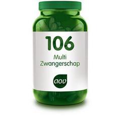 Aov Multi Zwangerschap 106 (60Cap) DAV6100