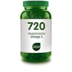 Aov Omega 3 Vegetarisch 720 (60Cap) DAV6108