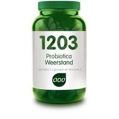 Aov Probiotica Weerstand 1203 (60Vcap) DAV6123