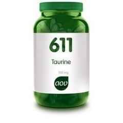 Aov Taurine 500 Mg 611 (60Cap) DAV6143