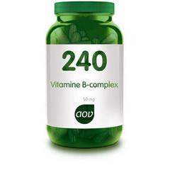 Aov Vitamine B Complex 50 Mg 240 (60Vcap) DAV6151