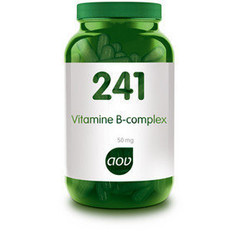 Aov Vitamine B Complex 50 Mg 241 (180Vcap) DAV6152