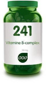 AOV AOV 241 Vitamin B-Komplex 50 mg (180 vcaps)