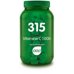 AOV 315 Vitamin C 1000 mg & Bioflavonoide