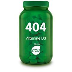 AOV 404 Vitamin D3 15 mcg