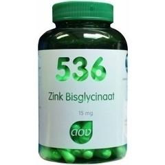 AOV 536 Zinkbisglycinat 15 mg