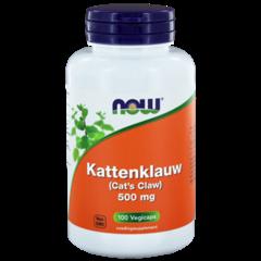 NOW Katzenklaue 500 mg