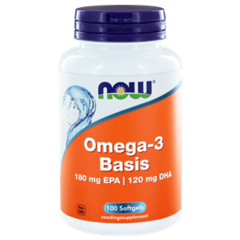 Now Omega 3 Basis (100Sft) DNW6101