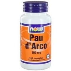 NOW Pau d arco 500 mg