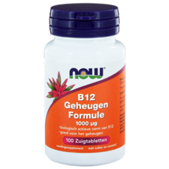 NOW Vitamin B12 Gedächtnisformel 1000 mcg