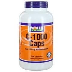 NOW Vitamin C 1000 mg Bioflavonoide