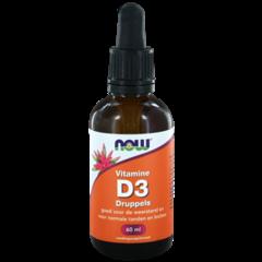 NOW Vitamin D3 lässt 200IE fallen