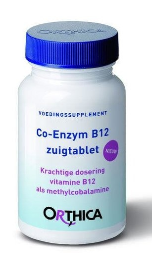 ORTHICA Orthica Coenzym B12 (60 Pastillen)