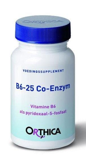ORTHICA Orthica Vitamin B6-25-Coenzym (60 Kapseln)