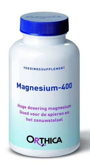 ORTHICA Orthica Magnesium 400 (120 Tabletten)