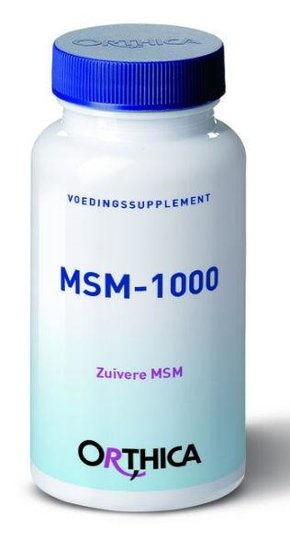 ORTHICA Orthica MSM 1000 (90 Tabletten)